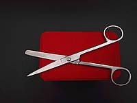 Ножницы медицинские универсальные изогнутые с комбинированным концом