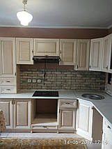 Кухня Оля Люкс шимо МДФ 2.0 м, фото 3