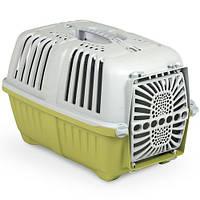 Переноска MPS PRATIKO 1 plast для собак и кошек 48х31.5х33см, до 12кг (3 цвета)