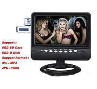 Автомобильный портативный телевизор TV NS-701, фото 1