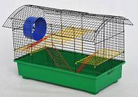 Клетка для кролика, морской свинки, крысы, хомяка, грызунов Биг вагон
