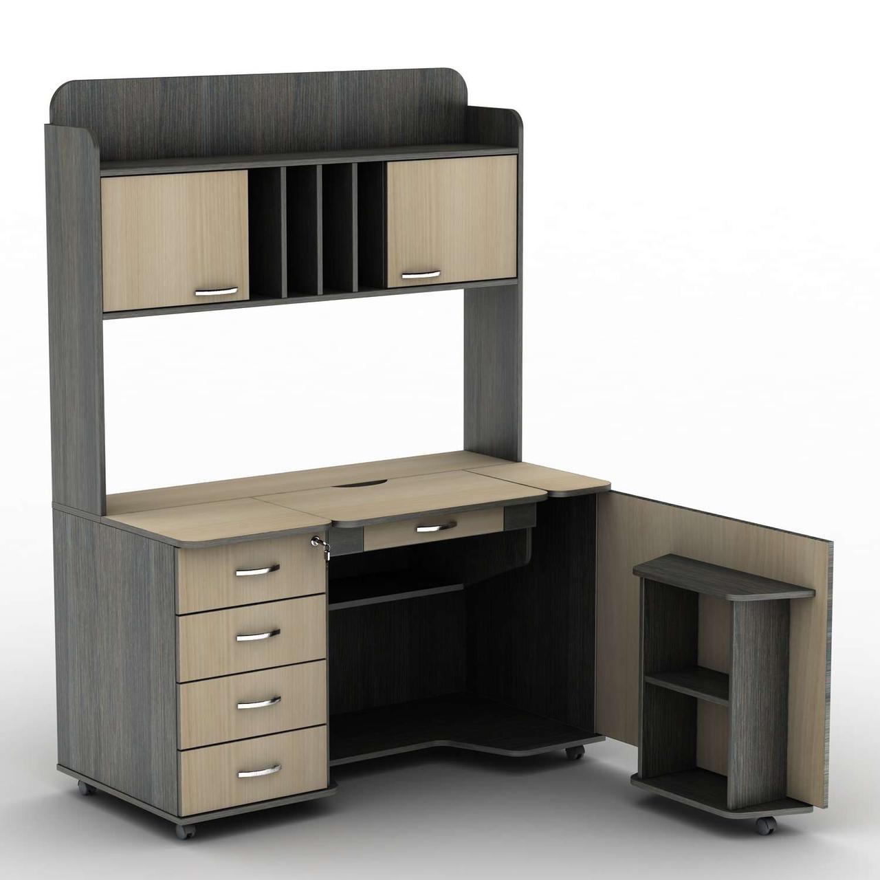 Комп'ютерний стіл СУ-15 Тіса меблі