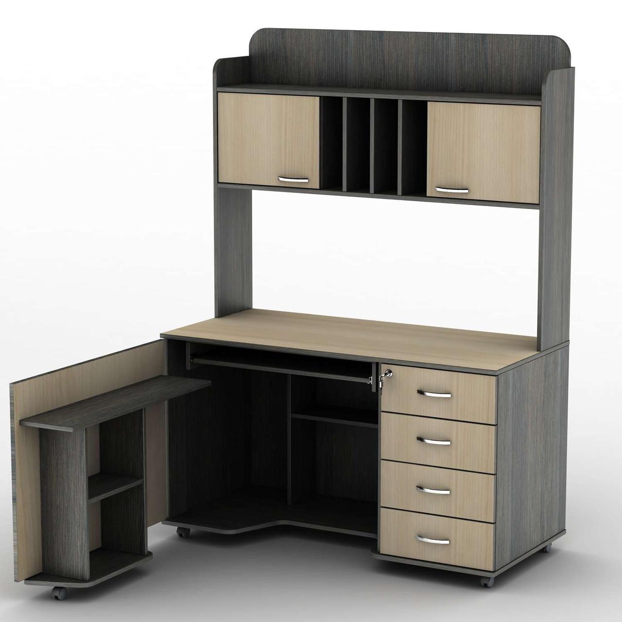 Комп'ютерний стіл СУ-16 Тіса меблі