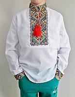 Вышиванка для мальчиков цветная ЖТ30, фото 1