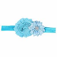 Повязка на голову, цветы, аксессуары для девочек