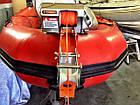 Крепление на надувную лодку для якорной лебедки, фото 2