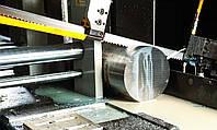Резка металла на ленточнопильном станке сортовой, фасонной и трубной заготовки из различных марок сталей и спл
