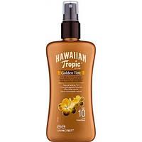 Лосьон-ускоритель загара Hawaiian Tropic Golden Tint, SPF10