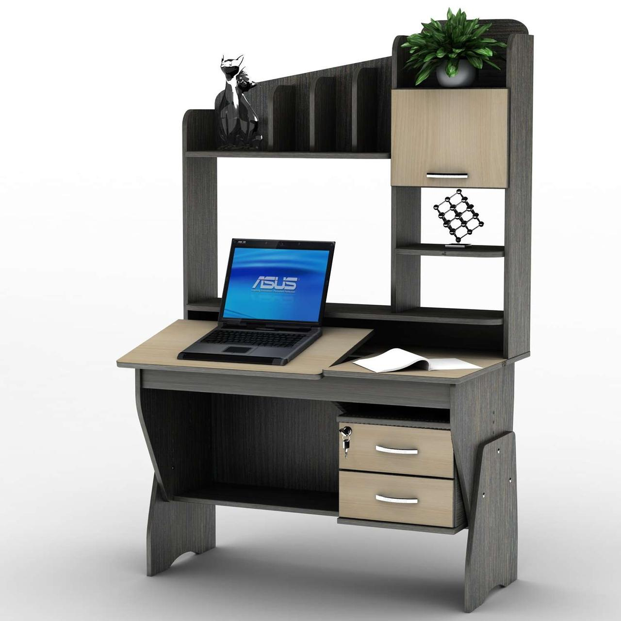 Комп'ютерний стіл СУ-20 Комфорт Тіса меблі