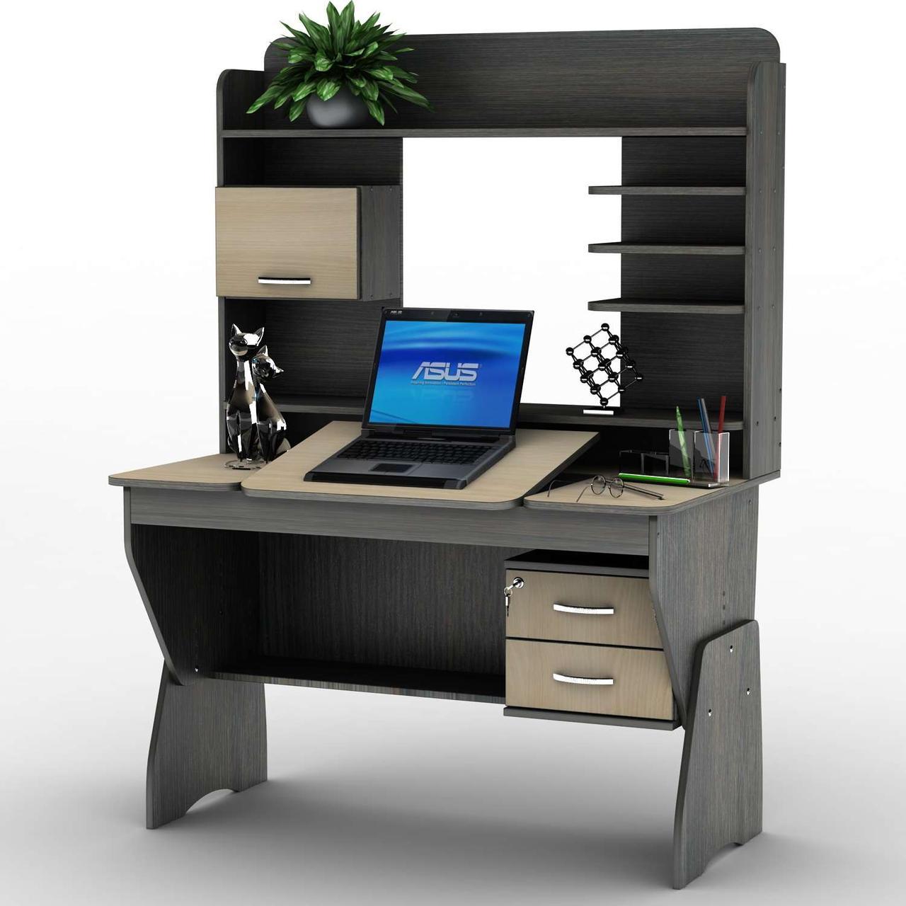 Комп'ютерний стіл СУ-21 Сенс Тіса меблі