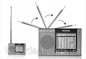 Кишеньковий радіоприймач Tecsun R-912