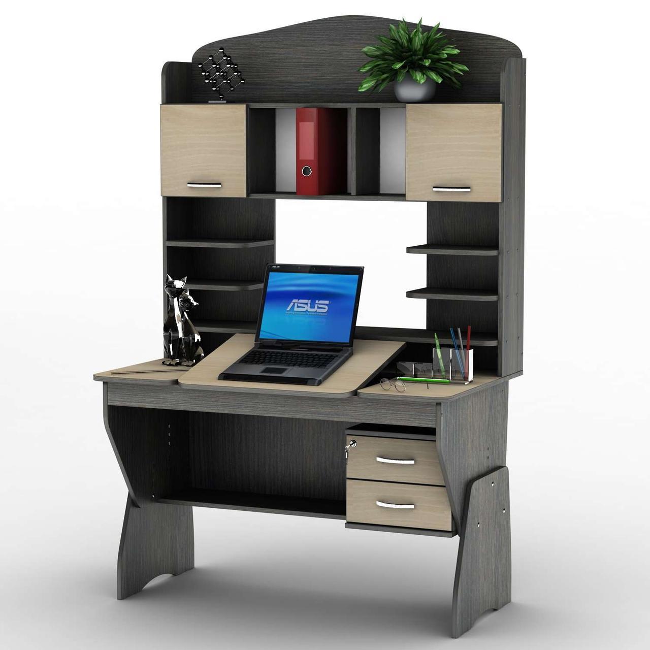 Комп'ютерний стіл СУ-22 Елегант Тіса меблі