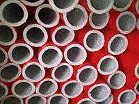 Трубная изоляция PE 6х22 мм RED в красной ПВХ-оболочке