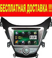 "Автомагнитола RS HYUNDAI ELANTRA 8"""