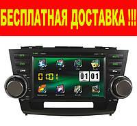 """Автомагнитола Cyclon RS TOYOTA HIGHLANDER 8"""" (бесплатная доставка)"""