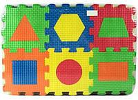 Детский коврик пазл Puzzle Eva TH-14311
