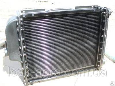 Радиатор водяного охлаждения МТЗ-80,МТЗ-82 4-х рядный 70п-130.1010 алюминий