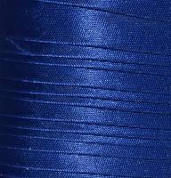 """Бейка косая """"Kotex""""№8096(синий) атласная 110 ярд. (100,60 м)"""