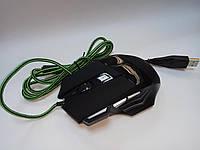 Мышь проводная, USB, TRY MOUSE RATE 2, 3200 dpi, черная, гарантия 6 мес