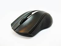 Мышь беспроводная, USB, TRY MOUSE OPAQ, 1600 dpi, черная