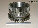 Шестерня понижуючого редуктора 70-1721041 z-30/35 МТЗ-80,МТЗ-82, фото 2