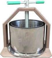 Пресс для сока+кожух ЛАН объемом 15 литров