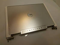 Dell Inspiron 1501 6400 Корпус AB (крышка матрицы, рамка) + петли, новый