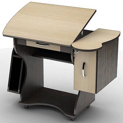 Комп'ютерний стіл СУ-2К Тіса меблі