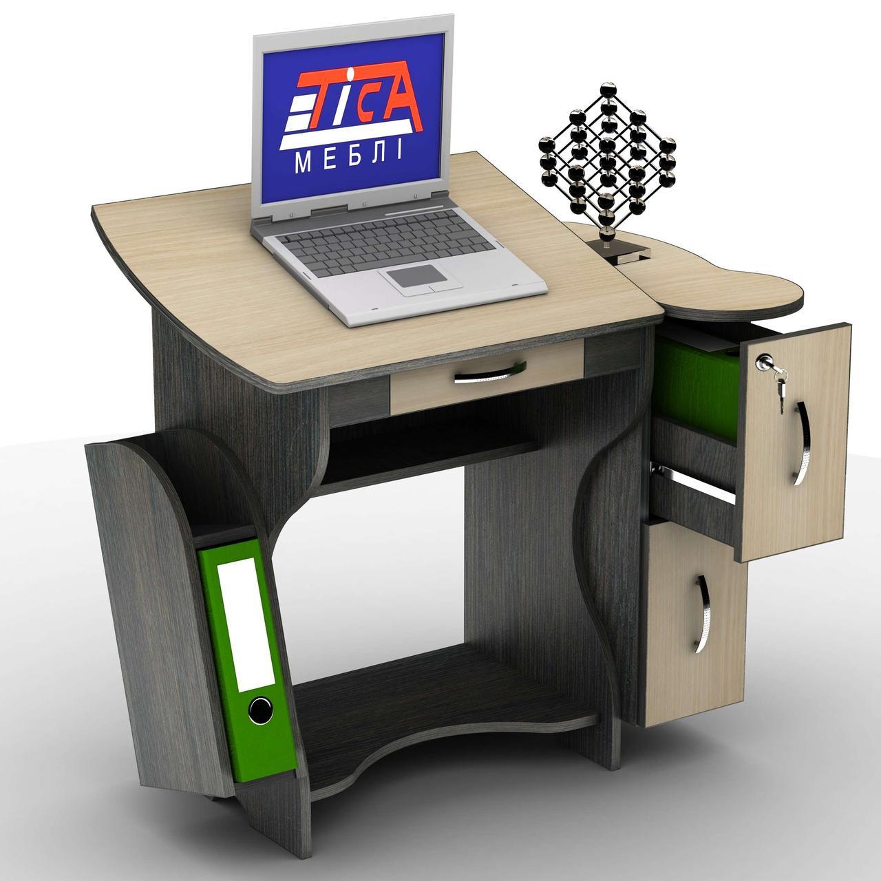 Комп'ютерний стіл СУ-3 Тіса меблі