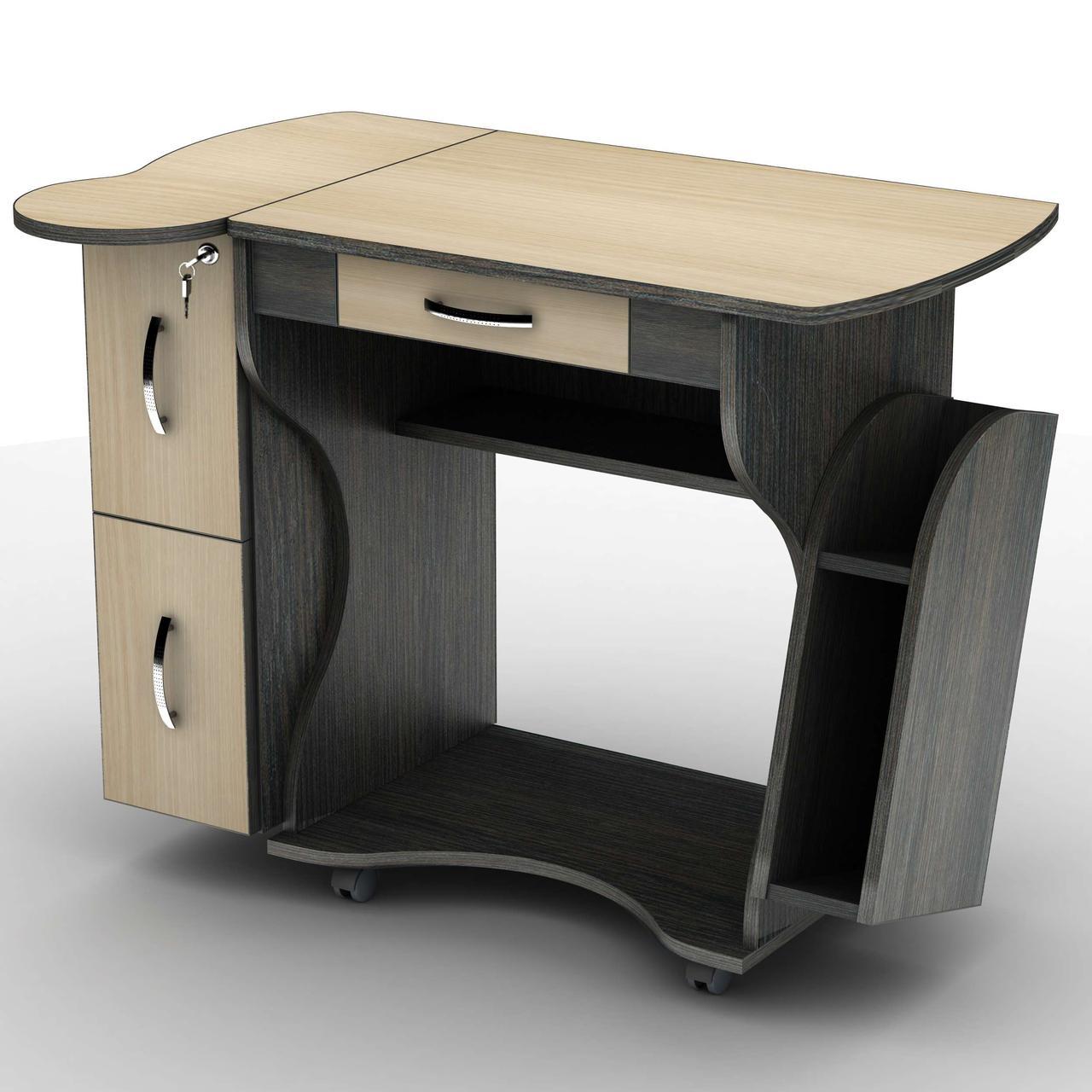 Комп'ютерний стіл СУ-3К Тіса меблі