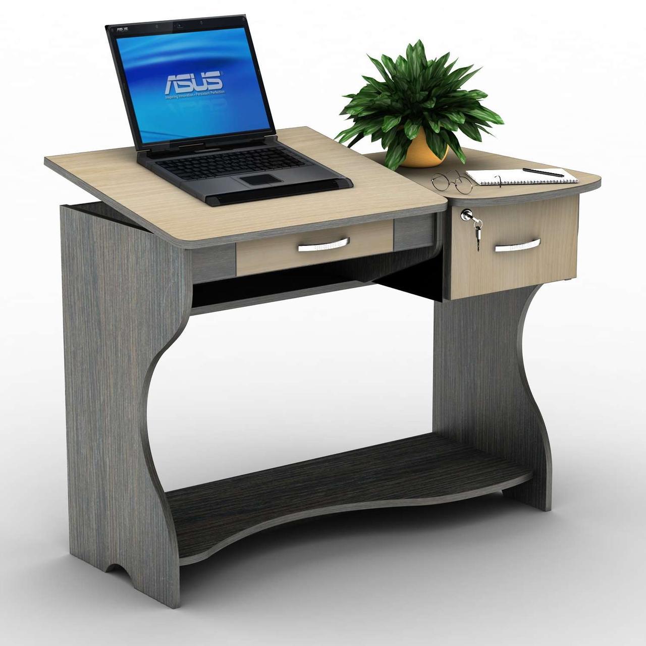 Комп'ютерний стіл СУ-5 Тіса меблі