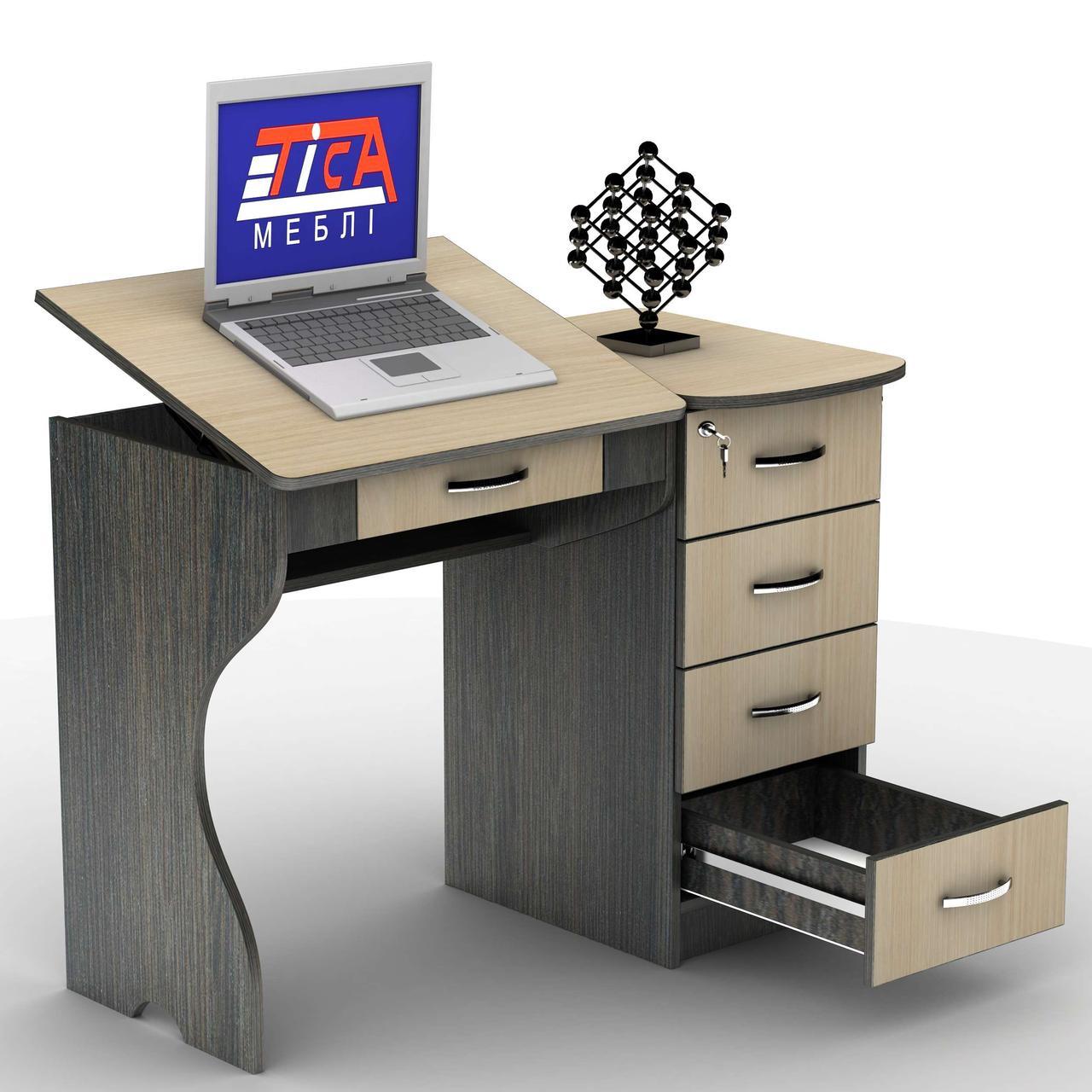Комп'ютерний стіл СУ-6 Тіса меблі