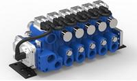 """Расширенный передвижной клапан CMA с независимым измерением - CMA 90, CMA 200,""""Eaton"""""""