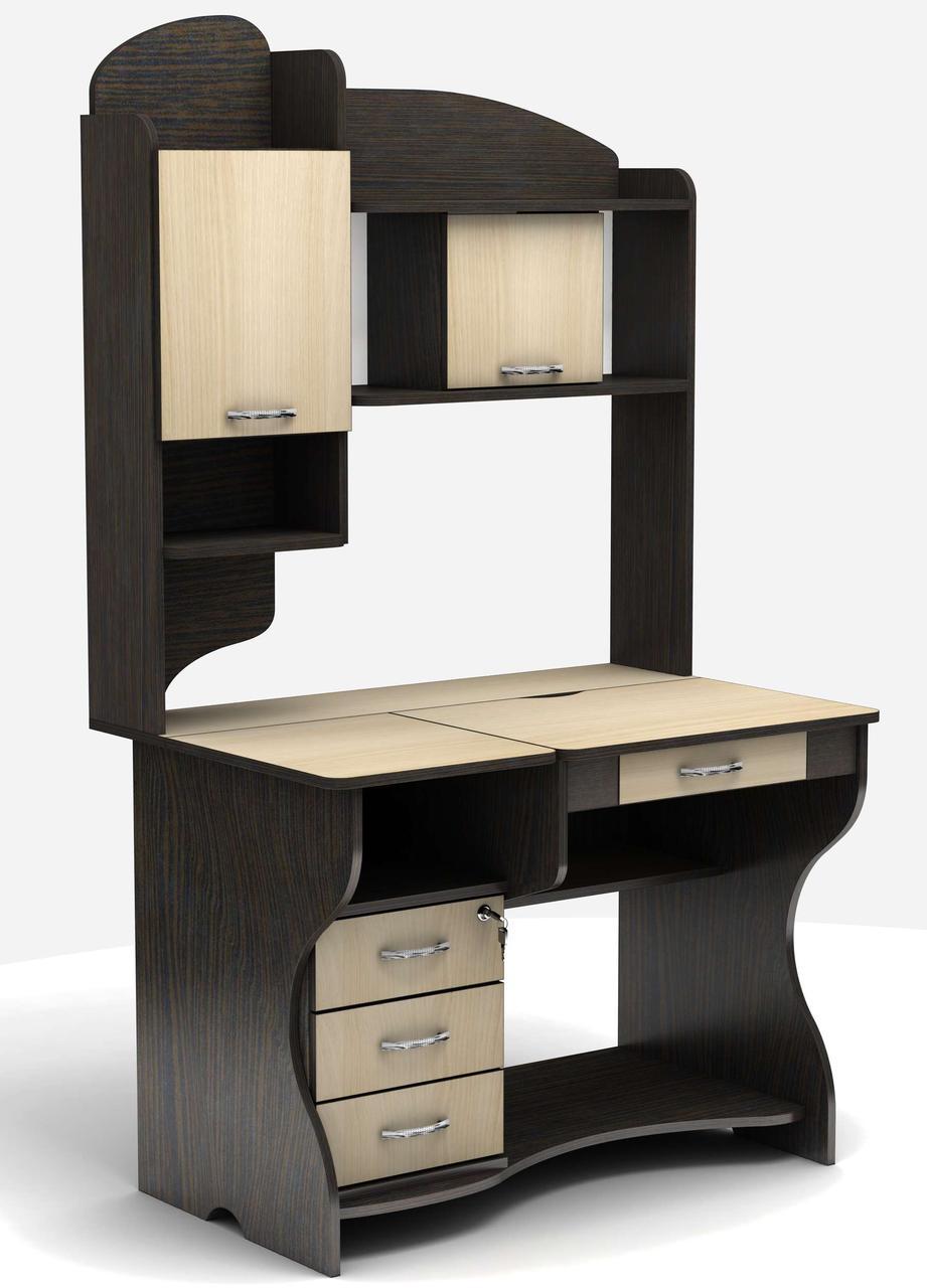 Комп'ютерний стіл СУ-7 Тіса меблі