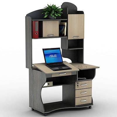 Комп'ютерний стіл СУ-7К Тіса меблі