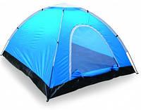 Трехместная палатка SPACE(190х190х120 см) SunDay 73-025