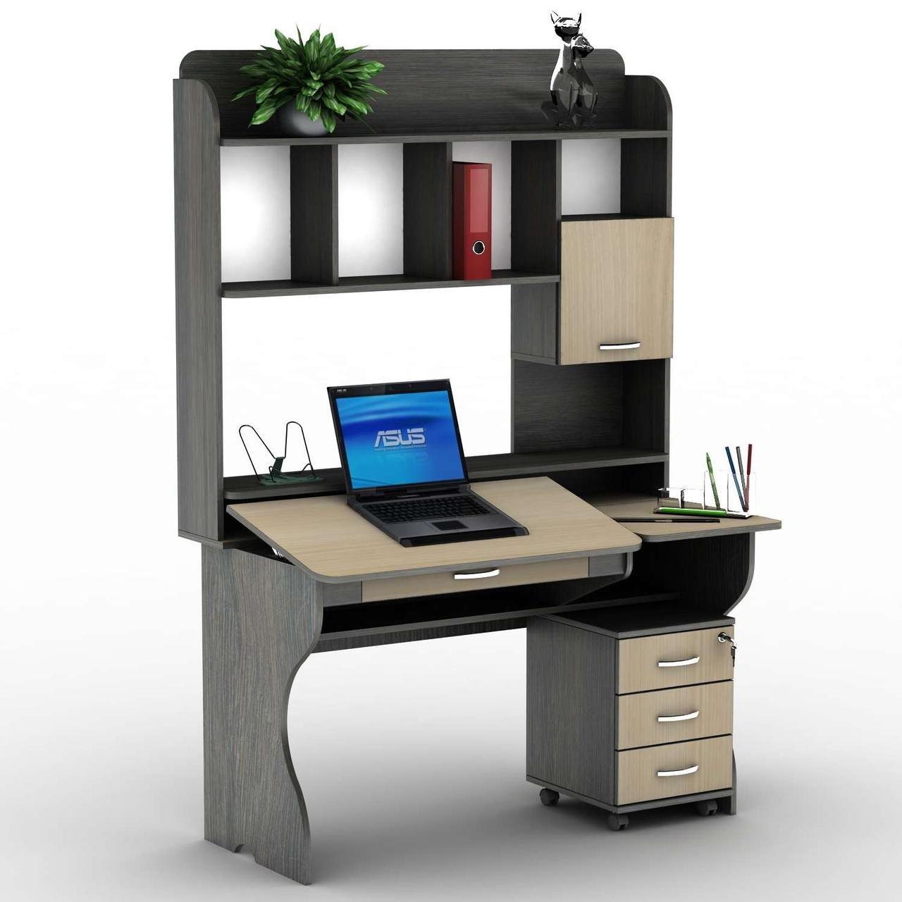 Комп'ютерний стіл СУ-9 Тіса меблі