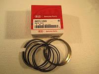 Кольца поршневые (0.50) (производство Hyundai-KIA ), код запчасти: 0K2Y311SDX