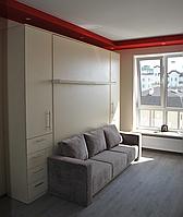 Шкаф кровать диван пеналы