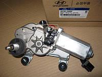 Мотор стеклоочистителя заднего стекла (производство Hyundai-KIA ), код запчасти: 9870026000