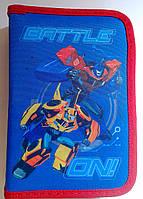 Пенал Одинарный с 1 отворотом Transformers TF17-621-2 Kite Германия