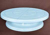 Подставка для оформления торта с вращением Ø305/h75 мм