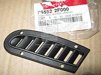 Решетка (сетка) бампер пер. пра. Kia Cerato 04-06 (производство Hyundai-KIA ), код запчасти: 865522F000