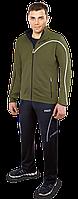 Мужской спортивный костюм c итальянськой ткани размер: (46-S)