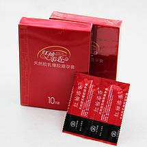 Презервативы ультратонкие №1 в Китае - Hong Xiu, фото 2