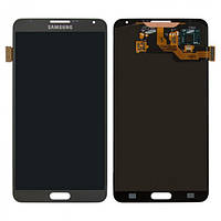 Дисплей (экран) для Samsung N900 Galaxy Note 3/N9000/N9005/N9006 + с сенсором (тачскрином) серый