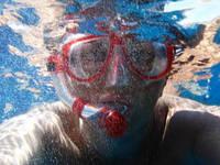 Маска для плавания Intex