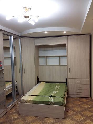Шкаф кровать фасад УФ печать, фото 2