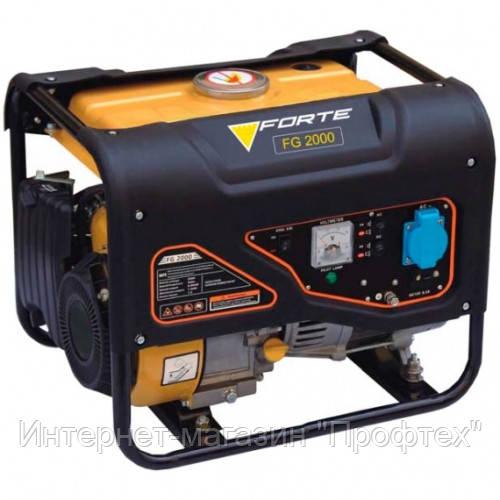Електрогенератор Forte FG2000