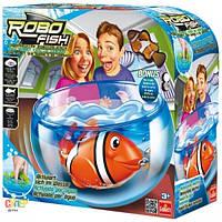 Zuru Robo Fish Интерактивная игрушка рыба робот, фото 1
